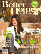 Better Homes & Gardens - India May 2007
